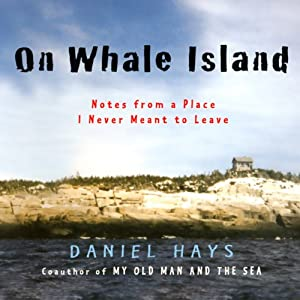 On Whale Island Audiobook