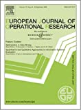Designing delivery districts for the vehicle routing problem with stochastic demands [An article from: European Journal of Operational Research]