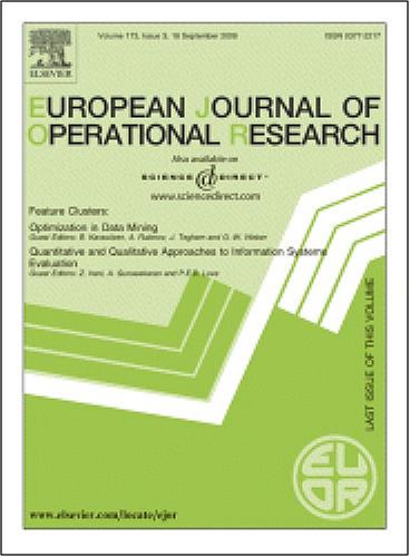 A Branch-and-Bound procedure to minimize total tardiness on one machine with arbitrary release dates [An article from: European Journal of Operational Research]