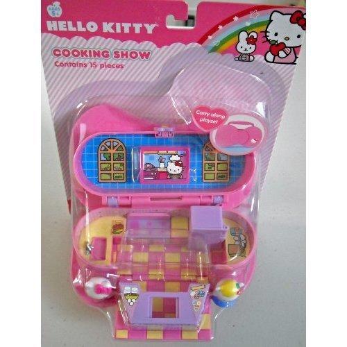 Sanrio Hello Kitty - Mini Playset - COOKING SHOW