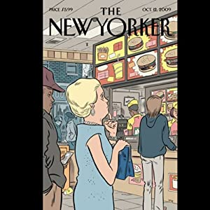 The New Yorker, October 12, 2009 (Ken Auletta, Tad Friend, James Surowiecki) | [The New Yorker]