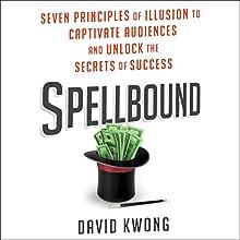 Spellbound: Seven Principles of Illusion to Captivate Audiences and Unlock the Secrets of Success | Livre audio Auteur(s) : David Kwong Narrateur(s) : Mike Chamberlain