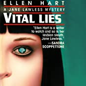 Vital Lies: Jane Lawless, Book 2 | [Ellen Hart]
