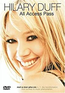 DUFF;HILARY ALL ACCESS PASS
