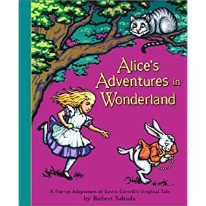 Amazon.com: Alice's Adventures in Wonderland: A Pop-up Adaptation ...