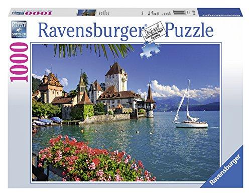 Ravensburger Lake Thun, Bern 1000 Piece Puzzle