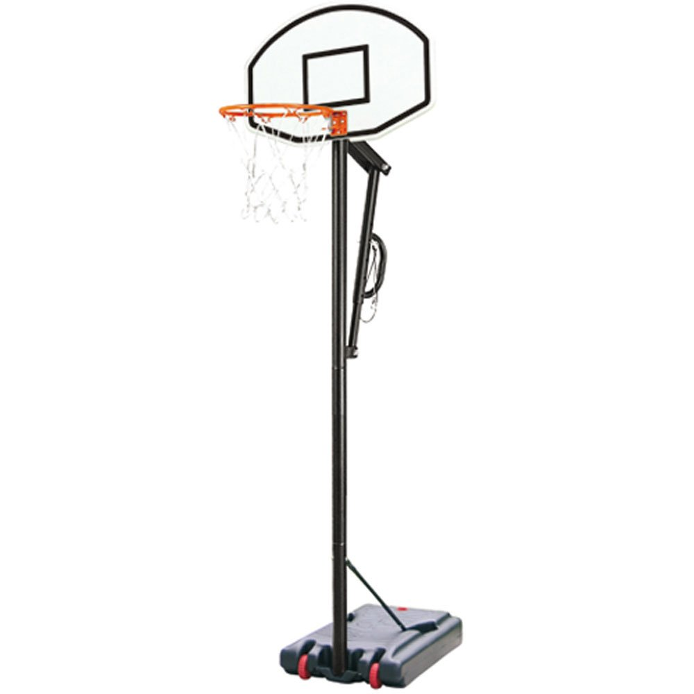 Mobiler Basketballkorb mit Ständer Basketball Kappa Basketballständer 180-215