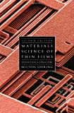 img - for Materials Science of Thin Films, Second Edition by Ohring, Milton Published by Academic Press 2nd (second) edition (2001) Hardcover book / textbook / text book