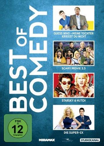 Best of Comedy: Die Super Ex / Guess Who - Meine Tochter kriegst du nicht / u.a. [4 DVDs]