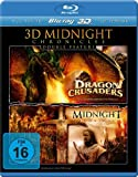 3D Midnight Chronicles - Double Feature (Dragon Crusaders 3D / Midnight Chronicles 3D) [3D Blu-ray]