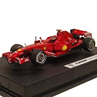 【MATTEL】 1/43 Ferrari F2008 K.ライコネン