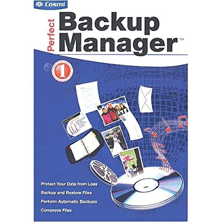 Cosmi Perfect Backup Manager