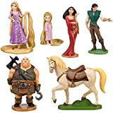 Disney Tangled Rapunzel Figure Play Set -- 7-Pc.