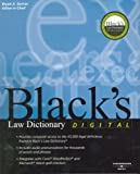 Black's Law Dictionary Digital (0314176101) by Bryan A. Garner