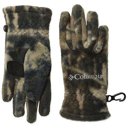Columbia Big Boys' Youth Fast Trek Glove, Timberwolf, Medium