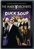 Duck Soup [DVD] [1933] [Region 1] [US Import] [NTSC]