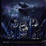 Clockwork Angels Tour Limited Deluxe Edition Blu-ray DVD CD