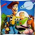 Toy Story Children's 3D Cushion 32cm x 32cm blue