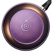 TeChef - Art Pan 11 Frying Pan Coated 5 times with Teflon Select Non-Stick Coating (PFOA Free) / Induction Ready