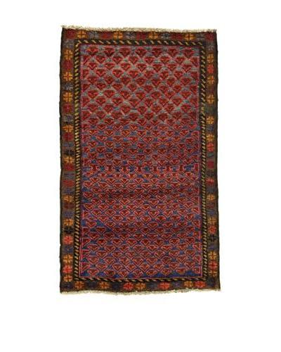 Eden Alfombra Beluchistan Multicolor 90 x 141 cm