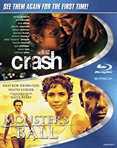 Crash & Monster's Ball [Blu-ray] [Import]