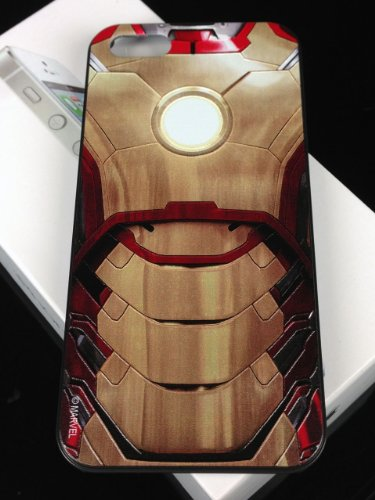 iPhone5専用 Iron Man3 Mark42 Body アイアンマン3 マーク42ボディー ハードケース