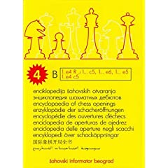 Encyclopedia of Chess Openings A-E - Various