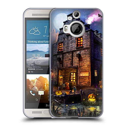 official-joel-christopher-payne-firefly-inn-enchanted-places-soft-gel-case-for-htc-one-m9-