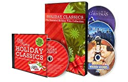 Sing Along Holiday Classics (3 DVD/ 1 CD)