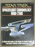 img - for Star Trek Spaceflight Chronology 1980-2188 book / textbook / text book