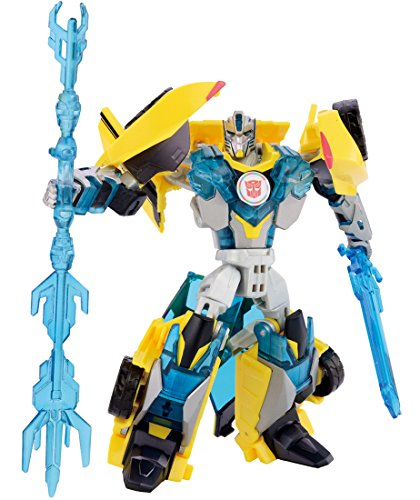 Transformers TAV29 Bumblebee Supreme mode