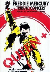 Freddie Mercury : Tribute Concert - Edition 10e anniversaire 2 DVD