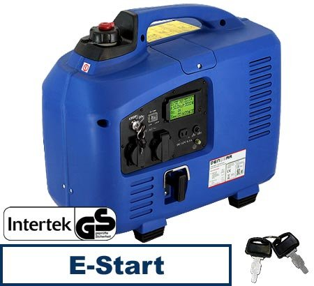 2,2 kW Digitaler Inverter Generator