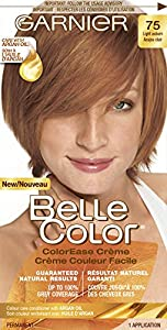Garnier Belle Colour Creme, 75 Light Auburn