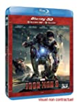 Iron Man 3�- Blu-ray + Blu-ray 3D [Bl...