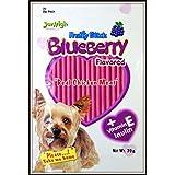 JerHigh Blueberry Dog Treat, 70 G (Pack Of 6)