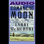 Comanche Moon (       UNABRIDGED) by Larry McMurtry, Frank Muller Narrated by Frank Muller