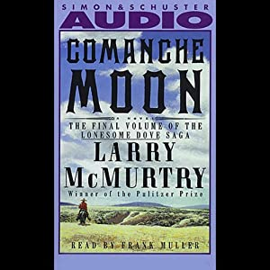 Comanche Moon | [Larry McMurtry, Frank Muller]