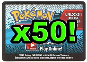 Pokemon online trading card game redeem codes