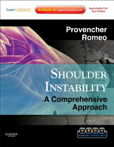 Shoulder Instability: A Comprehensive Approach (Expert Consult Title: Online + Print) front-122562