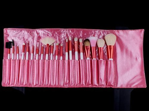 20pcs White Professional Cosmetic Makeup Make