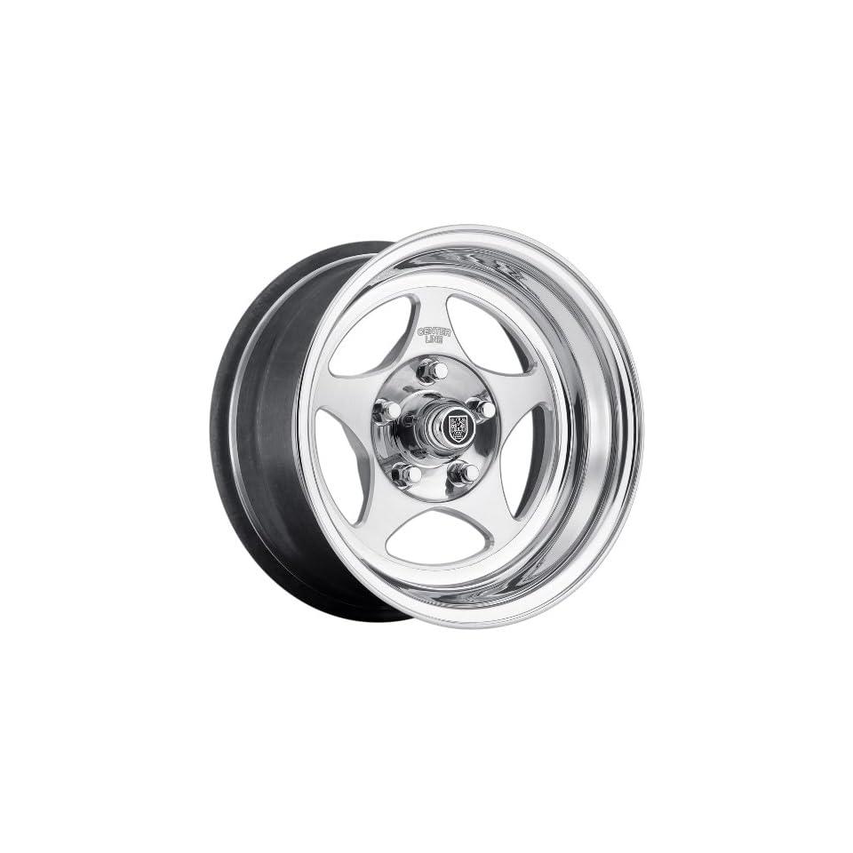Center Line Dicer Series 763 Star Tech Wheel with Hi Polish Mirror Finish (15x14/5x4.75)