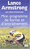 Mon programme de forme et d'entranement