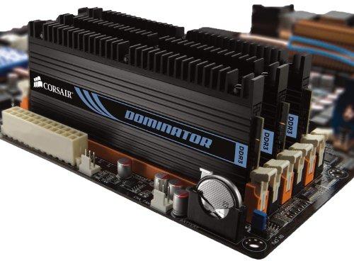 Corsair CMP32GX3M4X1600C10 Dominator 32GB 1600MHz C10 DDR3 Memory Quad Kit