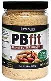 BetterBody Foods PB Fit Powder, Peanut Butter, 15 Ounce