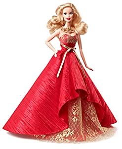 Barbie Collector 2014 Holiday Doll by Barbie