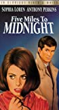 Five Miles to Midnight [VHS]