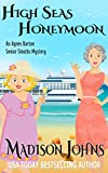 High Seas Honeymoon (An Agnes Barton Senior Sleuths Mystery Book 7) (English Edition)