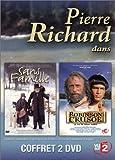 echange, troc Coffret Pierre Richard 2 DVD : Sans famille / Robinson Crusoé