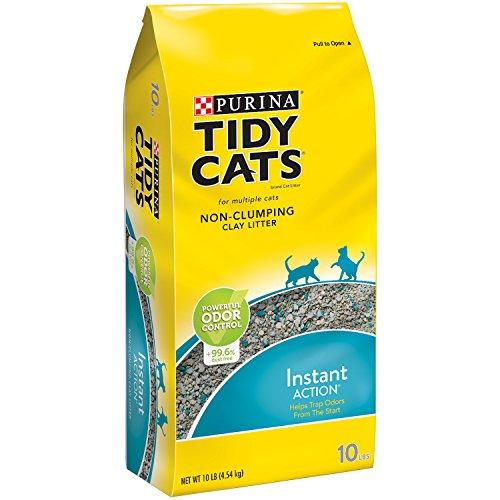 Наполнитель для кошачьего Tidy Cats Brand